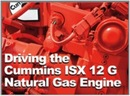 Cummins Unveils 12-Liter Natural Gas Engine