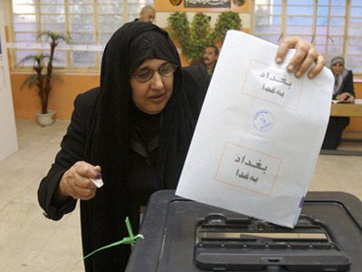 Iraq election an 'important milestone' according to Barack Obama  - SEE THE VIDEO