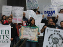 Dream Act Activits Make Their Mark - Battle Lines Are Drawn