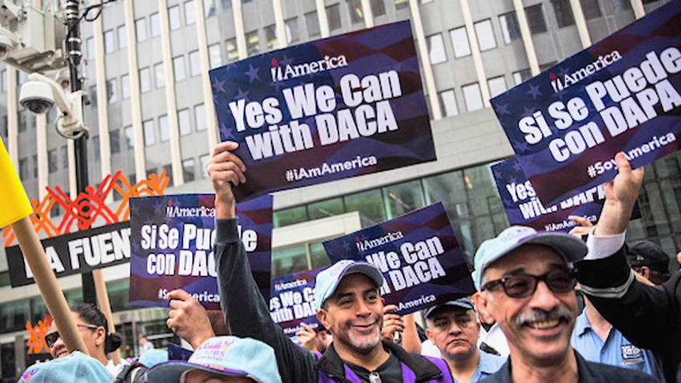 WILL CONGRESS FIND A SUBSTITUTION FOR DACA or What is happening?