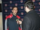 Red Bull Arena Media Day
