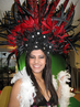 Carolina Braga Carnaval 2010 em New York