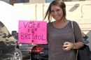 Bristol Palin Dancing With The Stars Tea Party Conspiracy Theory Gone Wild