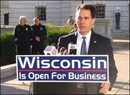 Wisconsin, we have a problem, public employee unions