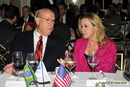 Foreing Policy Association de New York homenageia Suely Bonaparte e Arminio Fraga