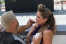 Behind the Scenes at MY Lifestyle Magazine Cover Shoot