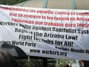 Union Square Grande manifestacao em 1 maio contra lei anti-imigrante do arizona