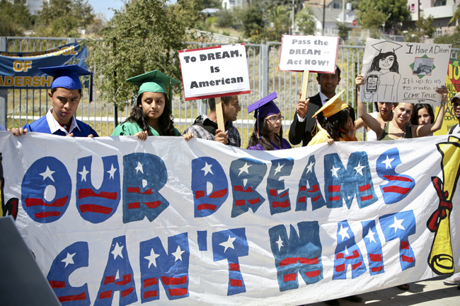 HOMELAND SECURITY IS STUCK WITH DACA, FOR NOW