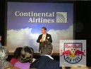 Continental Airlines to Become Official Sponsor of Red Bull New York and Red Bull Arena