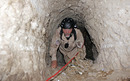 Discovery of 2nd major San Diego-Mexican Border drug tunnel - 8 arrests- more than 20 tons of marijuana