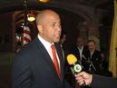 Mayor Booker,Governor Christie, and Facebook founder and CEO Mark Zuckerberg to hold press conferenc