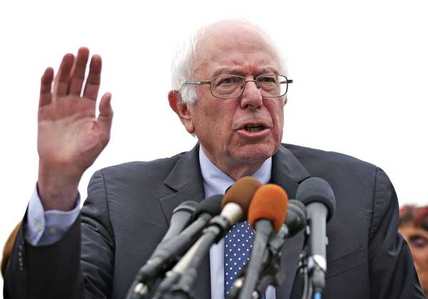 Does  Sen. Bernie Sanders have Dual Citizenship with Israel?