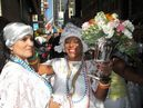 Brazilian Cultural Party in New York - Cleansing of 46th street