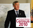 Bergen County executive Dennis McNerney and community leaders urge full Census participation