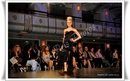 A brasileira Simone Rodrigues participa do Couture Fashion Week de New