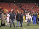 Redbulls New York realiza ultimo jogo no Giants Stadium